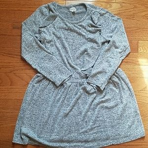 Gray Gymboree tunic